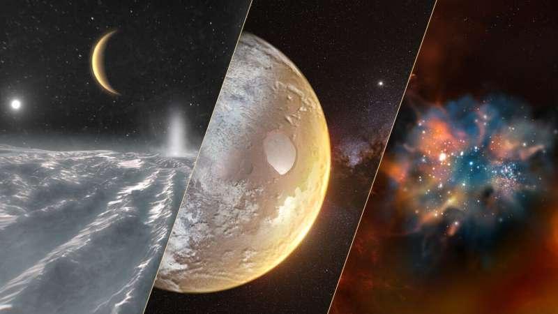 Voyage 2050 sets sail: ESA chooses future science mission themes