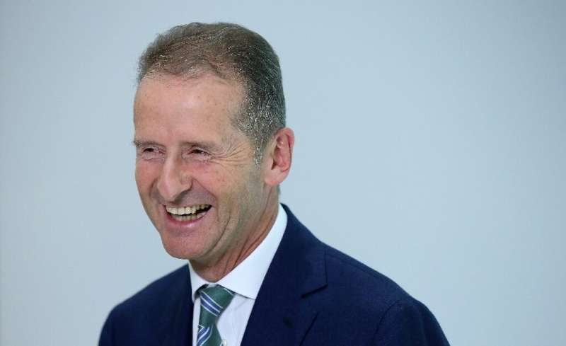 VW CEO Herbert Diess believes Germany should phase out low taxation of diesel to encourage consumers to buy electric vehicles