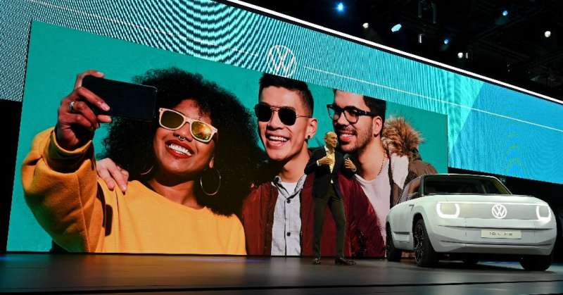 VW, which presented its ID.Life electric car at the International Motor Show in Munich, aims to become the world's largest elect