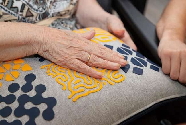Warm technology puts people with dementia center stage