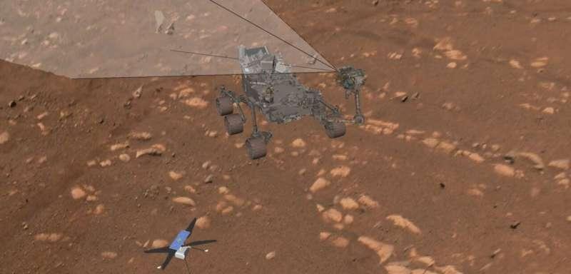 Regardez (et écoutez) comment le vaisseau spatial Persévérance de la NASA a pris son premier selfie