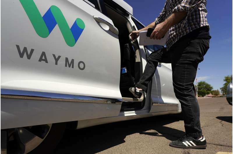 Waymo expanding autonomous ride service to San Francisco