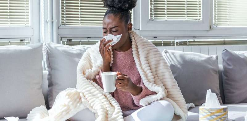 We should treat COVID like norovirus—not the flu
