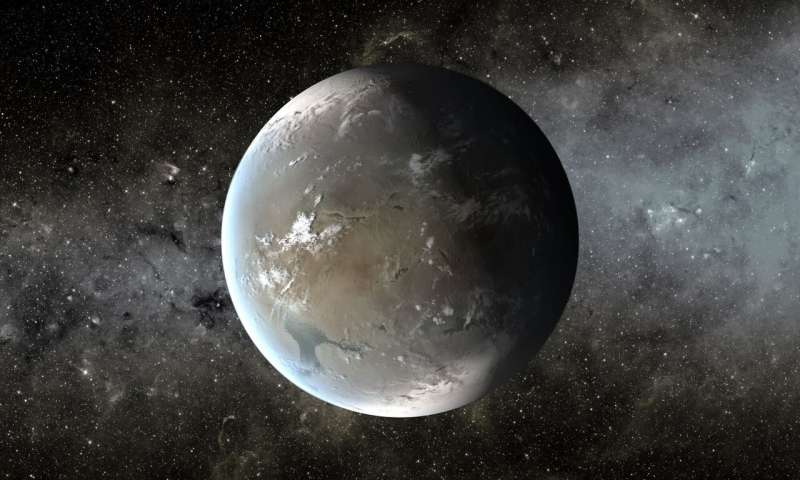 We could find extraterrestrial civilizations by their air pollution