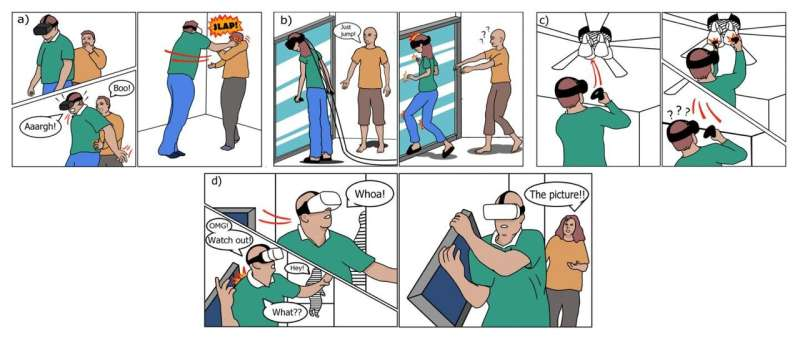 What could possibly go wrong with virtual reality?