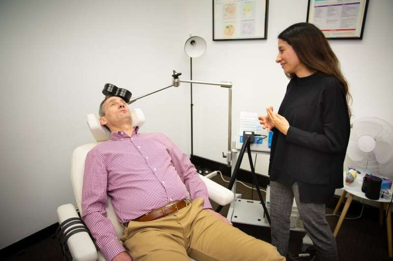 What is repetitive transcranial magnetic stimulation and how does it actually work?