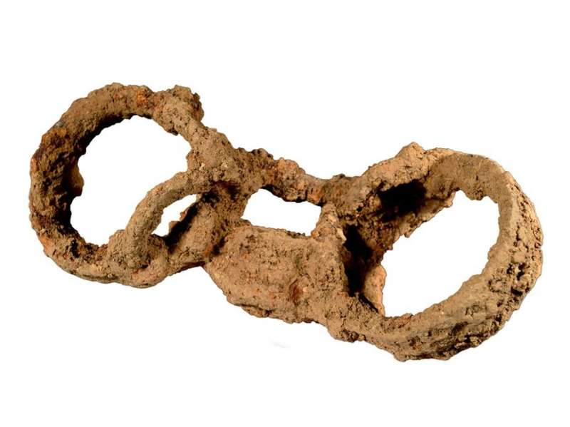 What the discovery of a shackled skeleton in a ditch reveals about slavery in Roman Britain