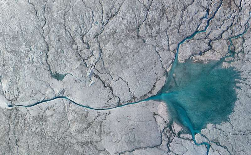 What a glacial river reveals about the Greenland Ice Sheet