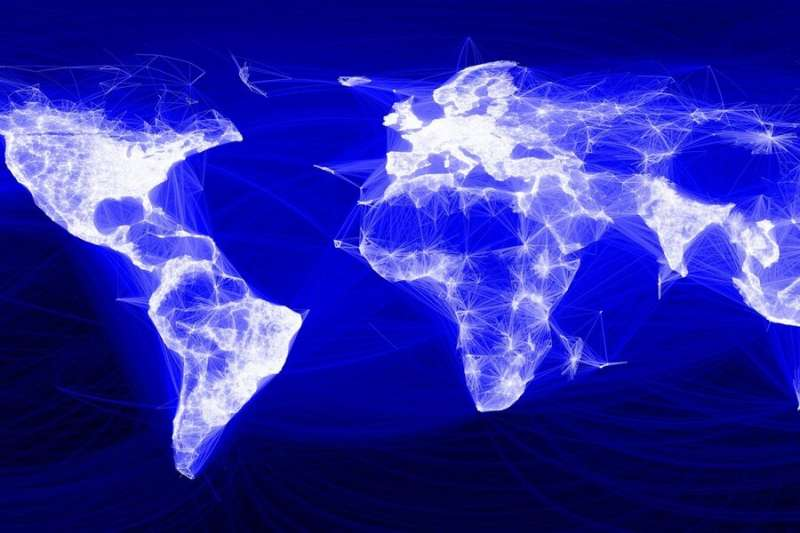 Who can bend light for cheaper internet?