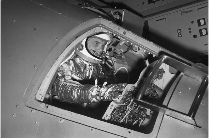 Who's an astronaut as private spaceflight picks up speed?
