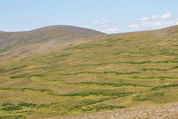 Why Arctic soil can go slip-sliding away
