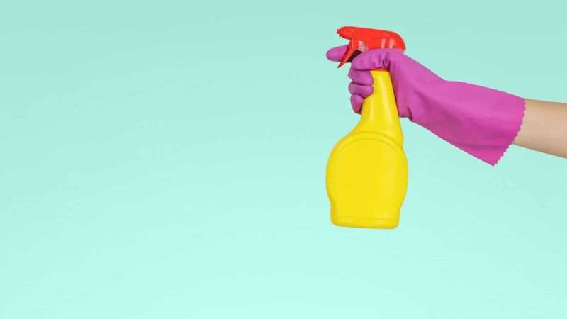 Why disinfecting your mask with alcohol or bleach is almost certainly a bad idea