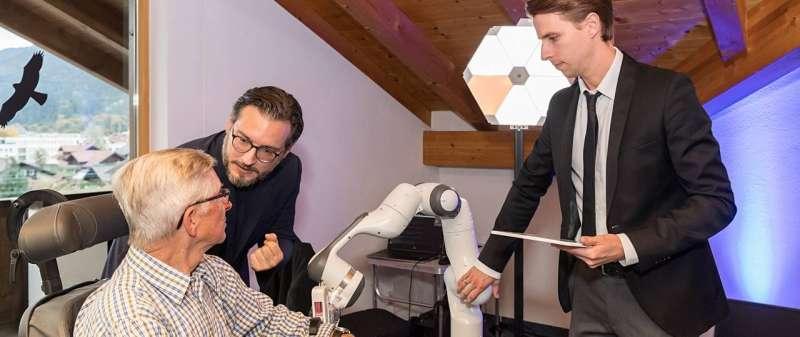 Why robots need reflexes