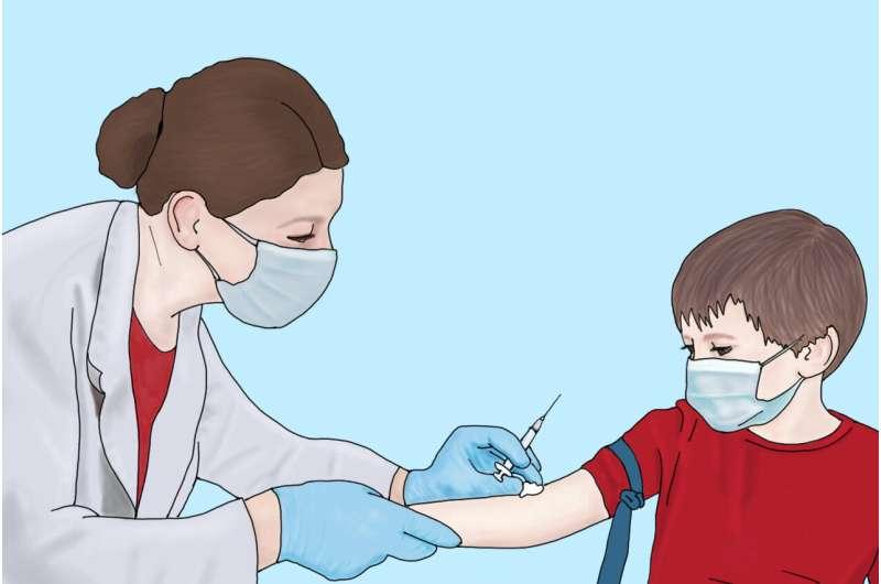 Why kids hold the key to herd immunity