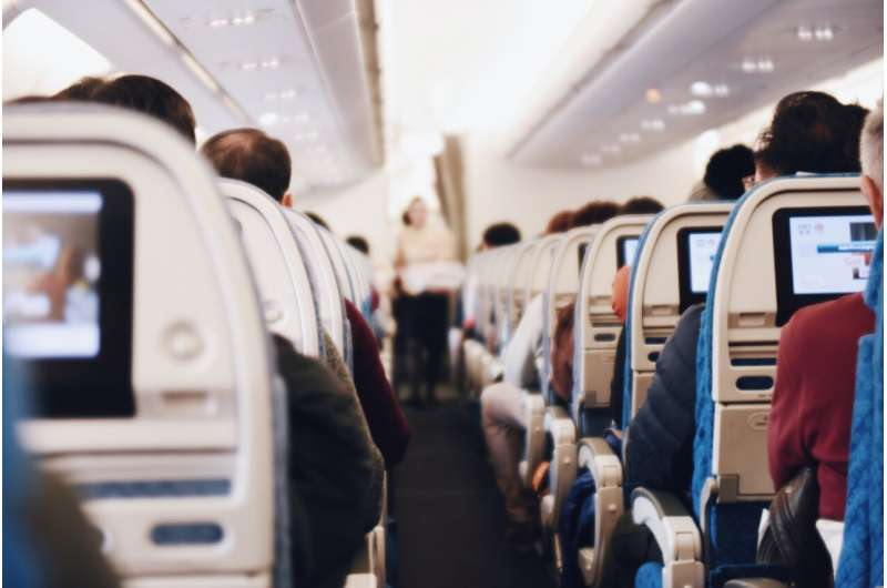 Wi-Fi on planes boosted by satellite constellation