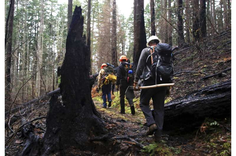 Wildfires, smoke snuff out outdoor adventures across US
