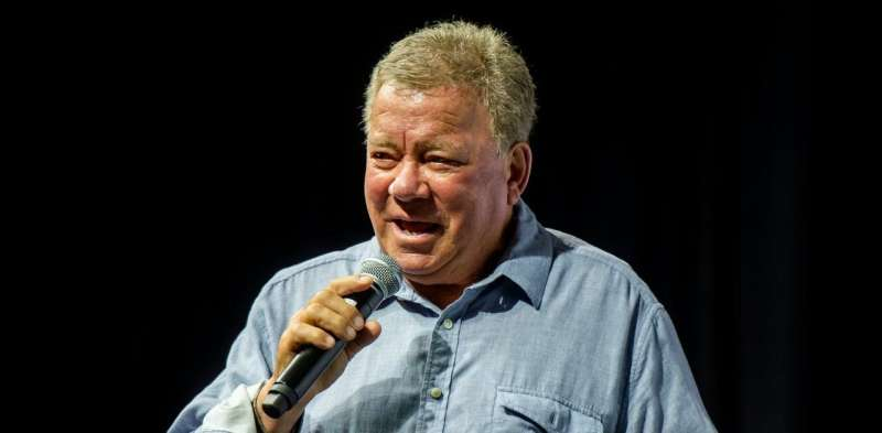 William Shatner to be oldest astronaut at 90 – here's how space tourism could affect older people