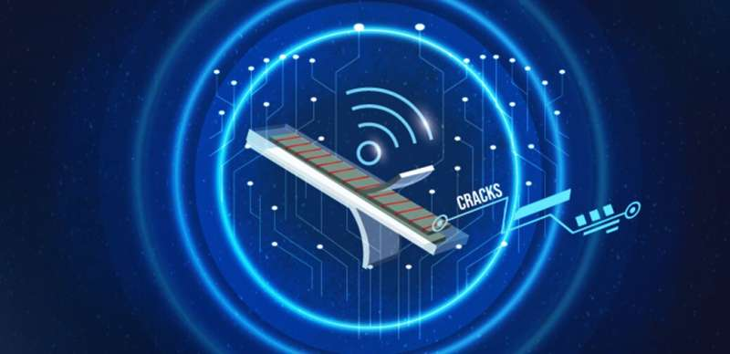 Wireless strain sensors cracked up to be better