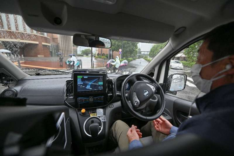 With an ageing population in need of transport, Japan is betting on autonomous cars
