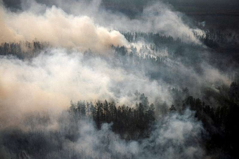 With emergency services struggling, hundreds of volunteers have joined the efforts to contain the blazes, which experts have lin