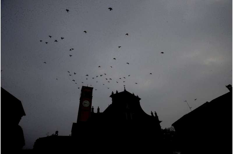 With heavy hearts, Italians mark year of COVID-19 outbreak thumbnail