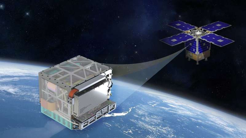 Working overtime: NASA's deep space atomic clock completes mission