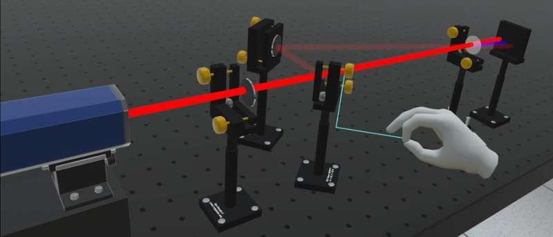 """World premiere for virtual laser lab """"femtoPro"""""""