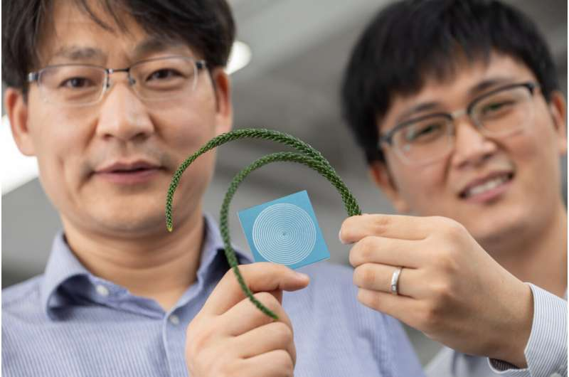 World's first discovery of liquid directional steering on a bio-inspired surface
