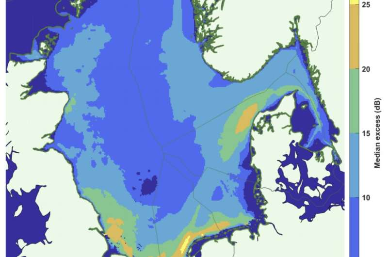 Year of the quiet ocean: Emerging ocean listening network will study seas uniquely quieted by COVID