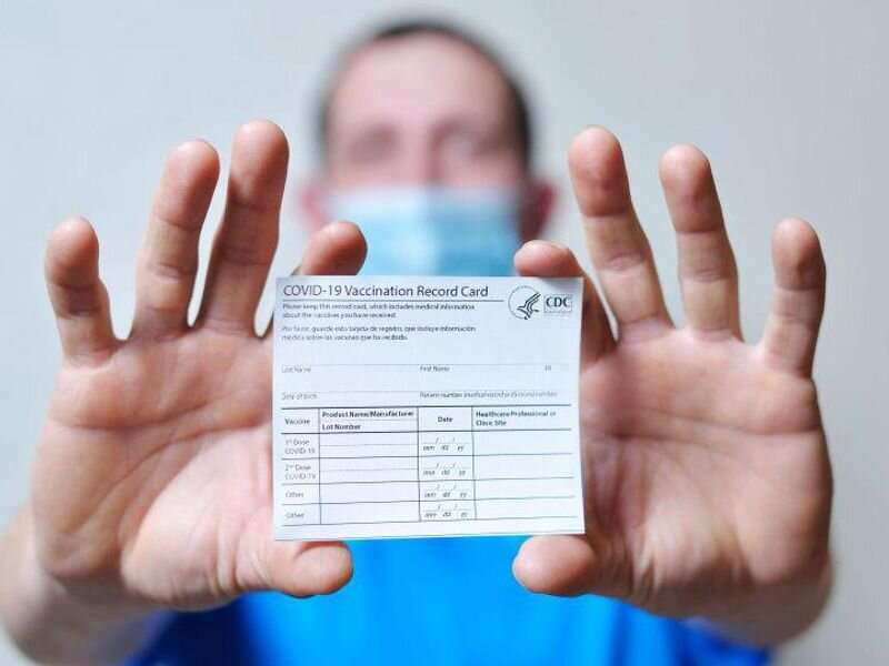 You got your COVID shot: what to do with that vaccine card