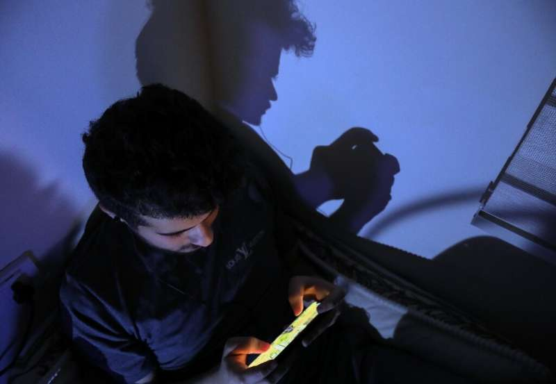 Young Iraqis are spending hours every day on virtual games, socialising on live chat, playing competitively, or even falling in