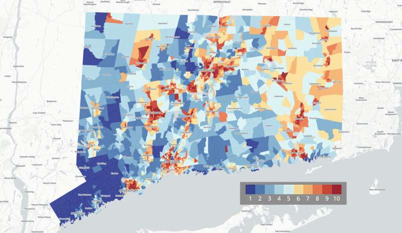 Your ZIP code may be a factor in how long you'll stay active