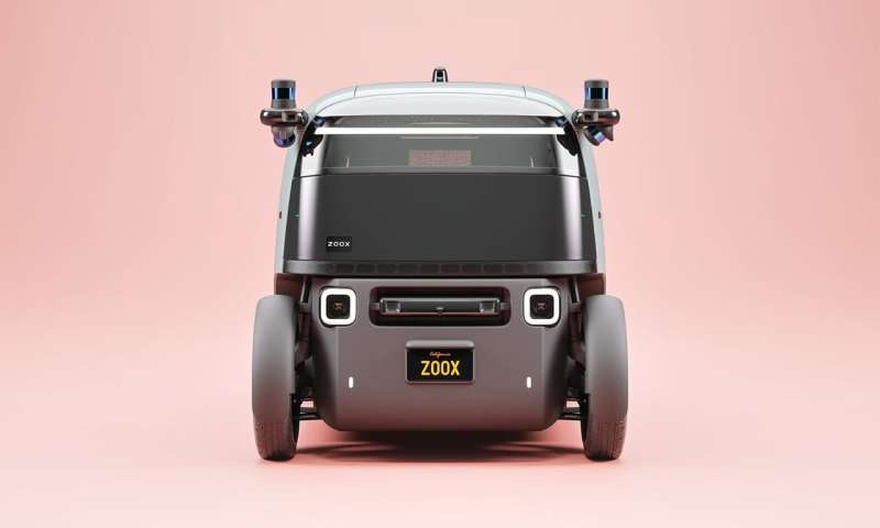 Zoox releases updated in-depth safety report for its robotaxi