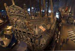 Conservation of the royal warship Vasa evaluated