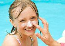 Probing Question: What does the SPF rating of sunscreen mean?