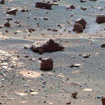 NASA Mars Rover Getting Smarter as it Gets Older