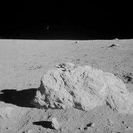 """Turtle Rock"" (Image credit: NASA)"