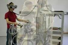 Virtual reality you can reach out and touch