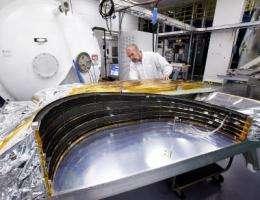 Webb Telescope sunshield passes launch depressurization tests to verify flight design