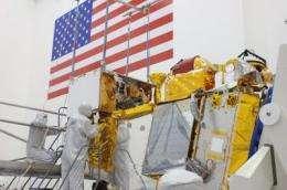 Next generation weather/environmental satellite marks major milestone