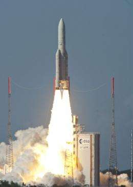 Hylas-1 in orbit brings Europe broadband from space