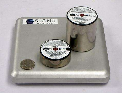 SiGNa Chemistry Inc creates a water-powered battery