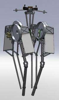 Advances made in walking, running robots