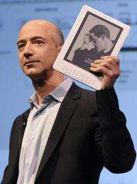 """Amazon's 3G Kindle can leap the """"Great Firewall"""" of China"""