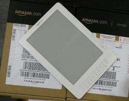 Amazon's Kindle DX