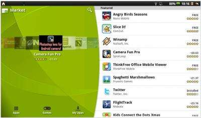 Android users get malwear with their apps