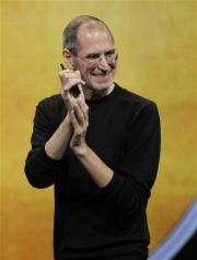 Apple CEO Jobs announces iPhone software update (AP)