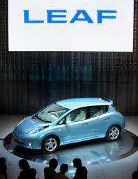 Billed as the first mass-produced electric vehicle available globally, thousands of Leaf cars have been pre-ordered