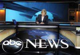 Broadcasters busy with online tie-ins for election (AP)