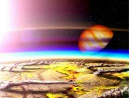 Can we spot volcanoes on alien worlds? Astronomers say yes